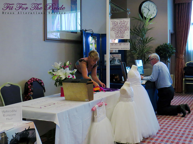 Wedding Fair at the Forest Hills Hotel, Frodsham 6th October 2013